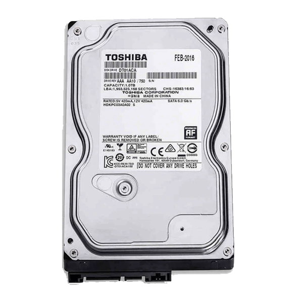 """Picture of HARD DISK Toshiba DT01ACA100 1TB 3.5"""""""