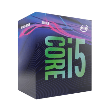 Picture of CPU Intel Core i5-9400F