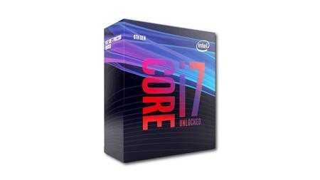 Picture of CPU Intel Core i7-9700K
