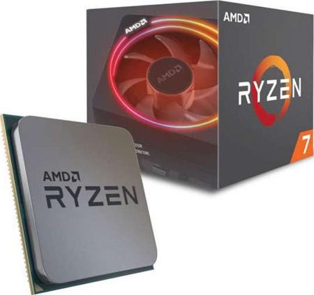 Picture of CPU RYZEN 7 2700X