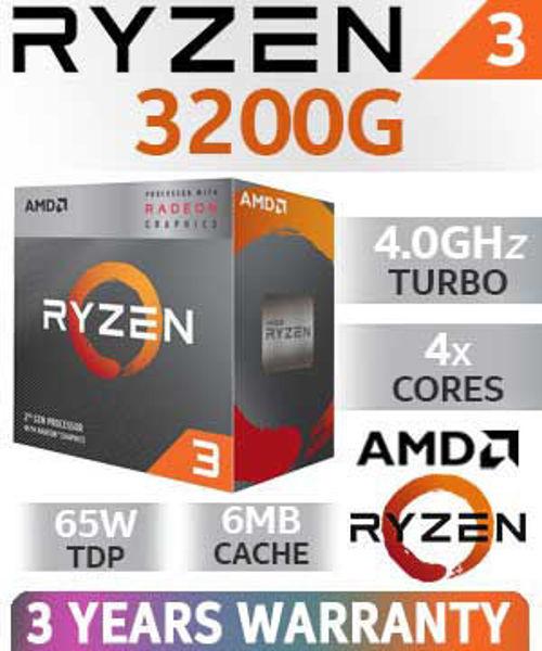 Picture of AMD Ryzen 3 3200G
