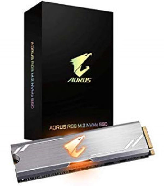 Picture of GIGABYTE AORUS RGB M.2 NVMe SSD 256GB
