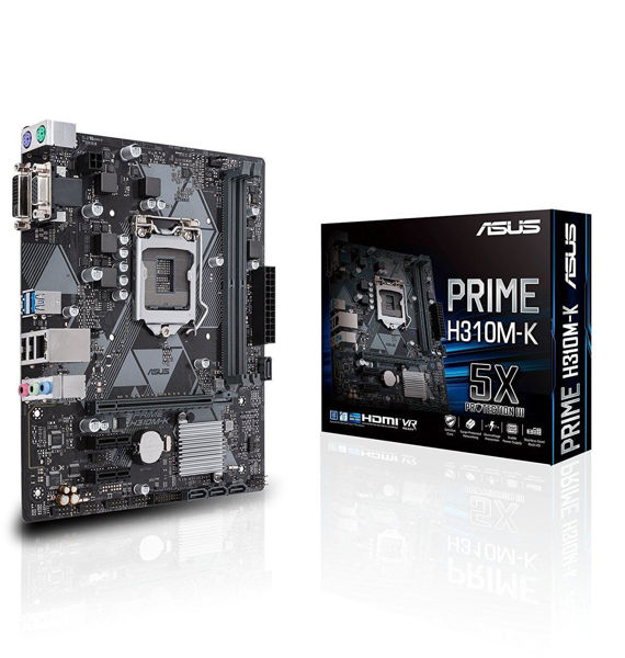 Picture of ASUS PRIME H310M-K