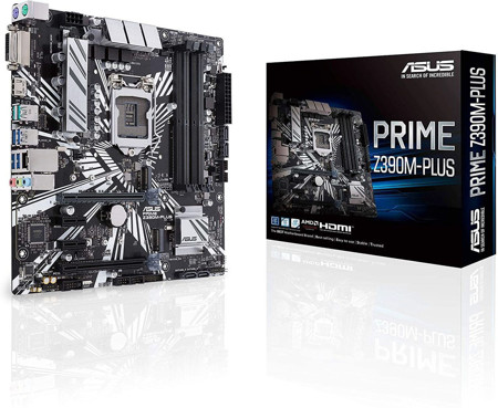 Picture of Asus Intel Z390 m PLUS