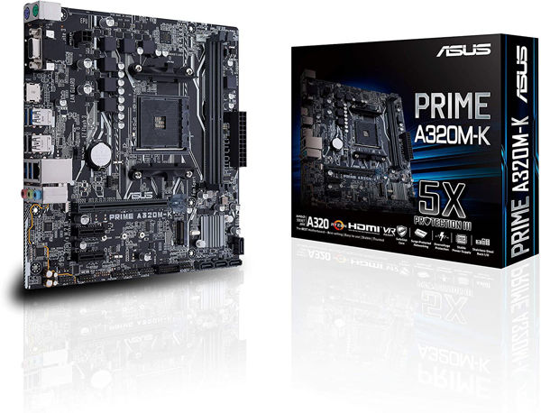 Picture of ASUS PRIME A320M-K