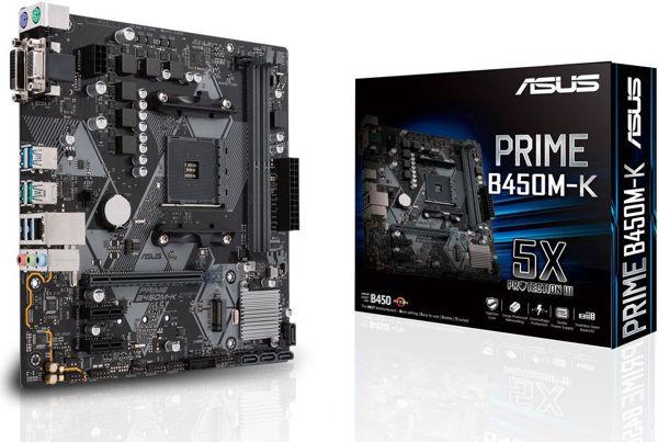 Picture of ASUS PRIME B450M-K