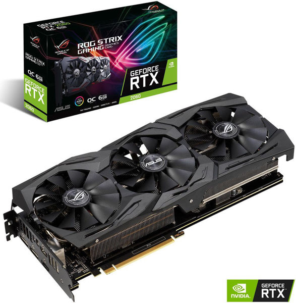 Picture of ASUS ROG STRIX RTX2060