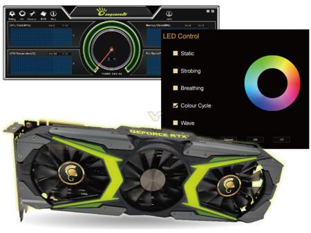 Picture of VGA Manli GeForce RTX 2080 Ti 11GB GDDR6