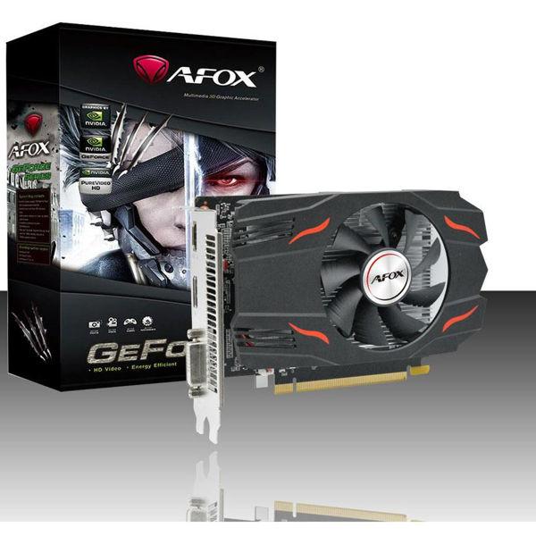 Picture of VGA AFOX   NVIDIA GeForce GTX 1650 4 GB GDDR5