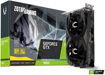 Picture of VGA ZOTAC GAMING GeForce GTX 1660 6GB GDDR5