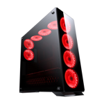 Picture of Redragon GC-801 IRONHIDE Gaming case
