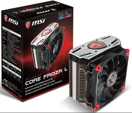 Picture of MSI CPU Cooler FROZR L