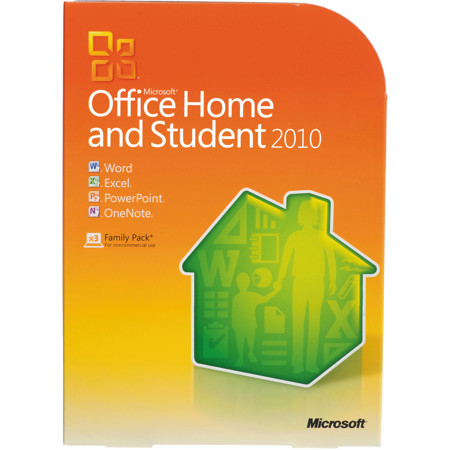Picture of Microsoft Office Home Student  2010
