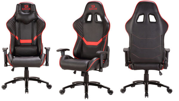Picture of Redragon Gaming Chair  C201 Taurus