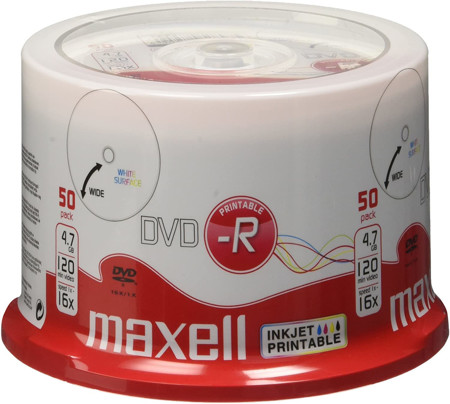 Picture of Maxell   50  DVD-R