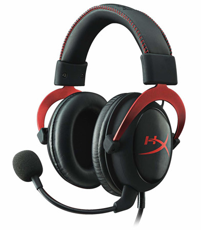 Picture of Kingston HyperX Cloud II Gaming Headset