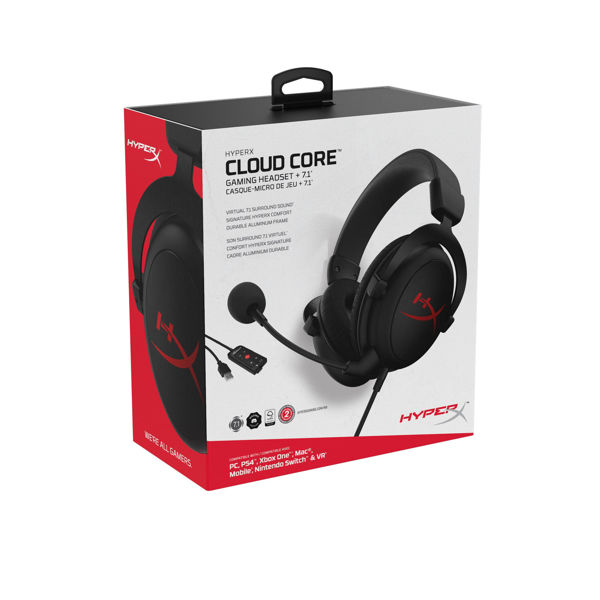 Picture of Kingston HyperX Cloud X V2 Pro Gaming Headset