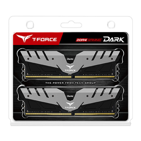 Picture of 16GB DDR4 3000MHZ (2 X8GB ) GAMING RAM KIT T FORCE