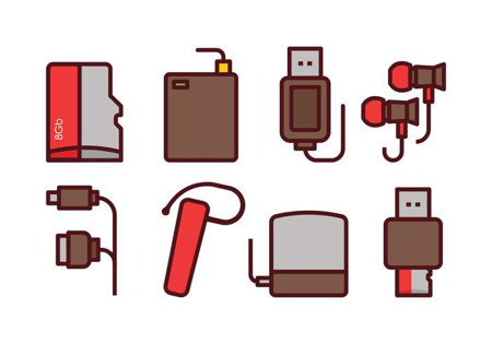 Picture for category ADAPTERS,CABLES AND ACCESSORIES
