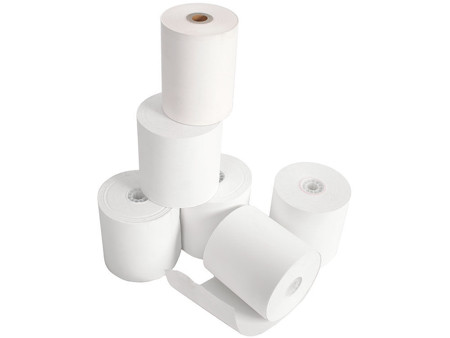 Picture of THERMAL PAPER FOR RECEIPT PRINTER