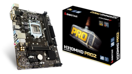 Picture of Boistar H310MHC2  MOTHERBOARD