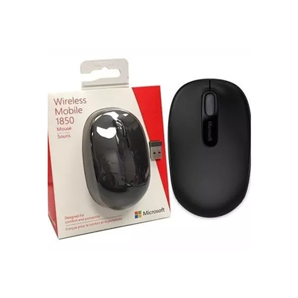 Picture of Microsoft: Mouse Wireless USB 1850