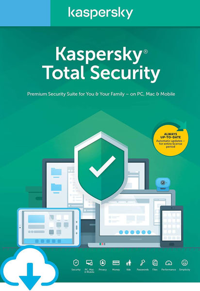 Picture of Kaspersky Total Security ( SPECIAL OFFER )