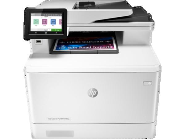 Picture of HP  r LaserJet Pro 3 IN 1 LASER COLOR