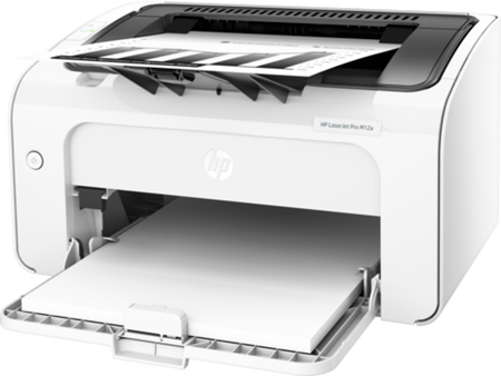 Picture of HP M12A  PRO LASER PRINTER (BLACk)