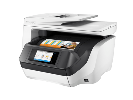 Picture of HP Officejet 8730  4 IN 1 36 PPM