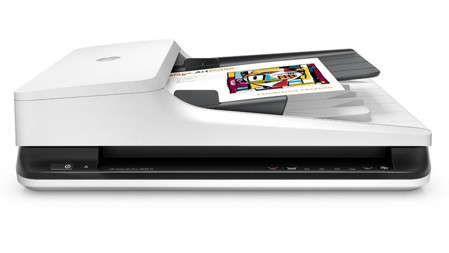 Picture of HP Scanjet Pro 2500f1