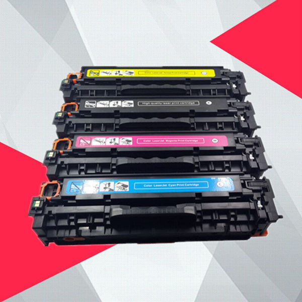 Picture of Compatible HP CF540A/CF541A/CF542A/CF543A (203A)