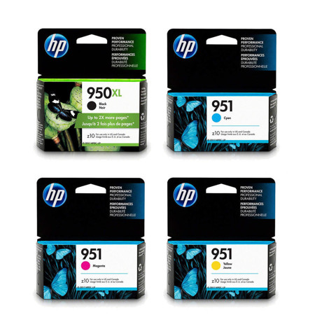 Picture of INK HP 950 951 BLACK AND COLOR XL