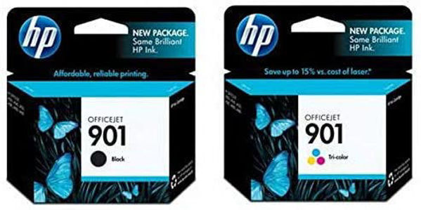 Picture of INK HP 901 BLACK & COLOR