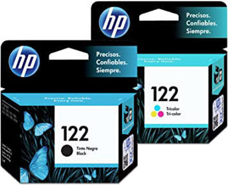 Picture of INK HP 122 BLACK & COLOR