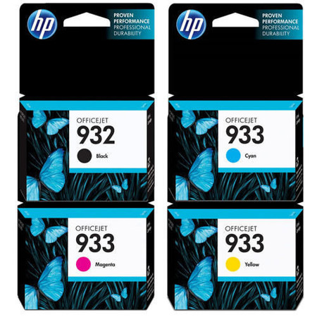 Picture of ORIGINAL INK 932 933 HP