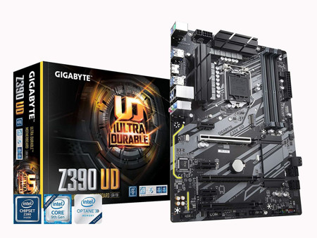 Picture of GIGABYTE Z390ud Mother board