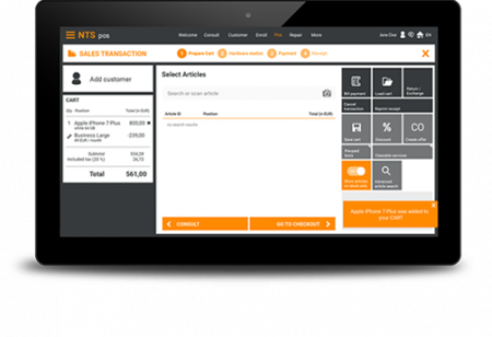 Picture of POS SOFTWARE