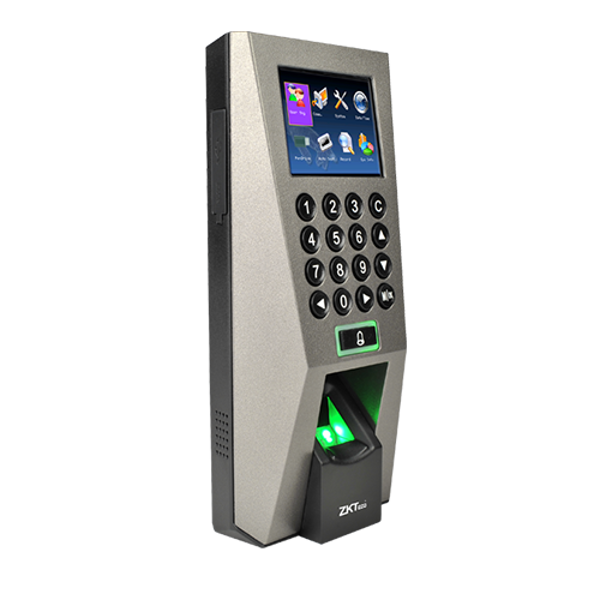 Picture of ZKT F18 Time attendance and Access Device