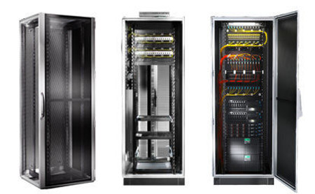 Picture of 42U & 48U Server Cabinets(PRICES IN DESCRIPTION)