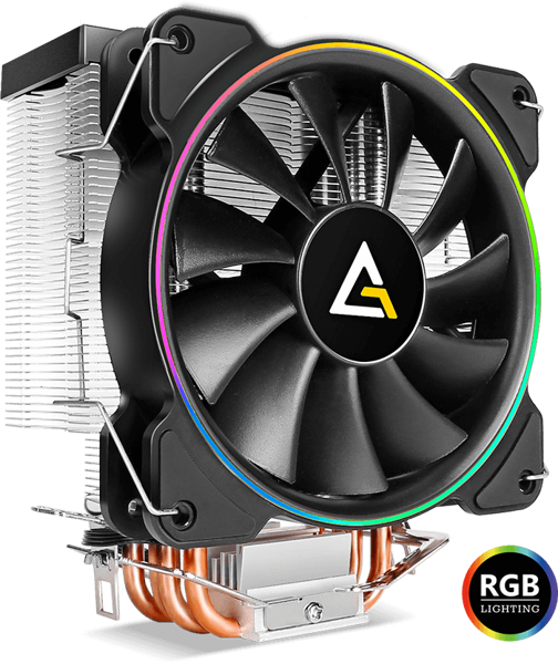 Picture of CPU COOLER X5-I RGB LED PC COOLER 33