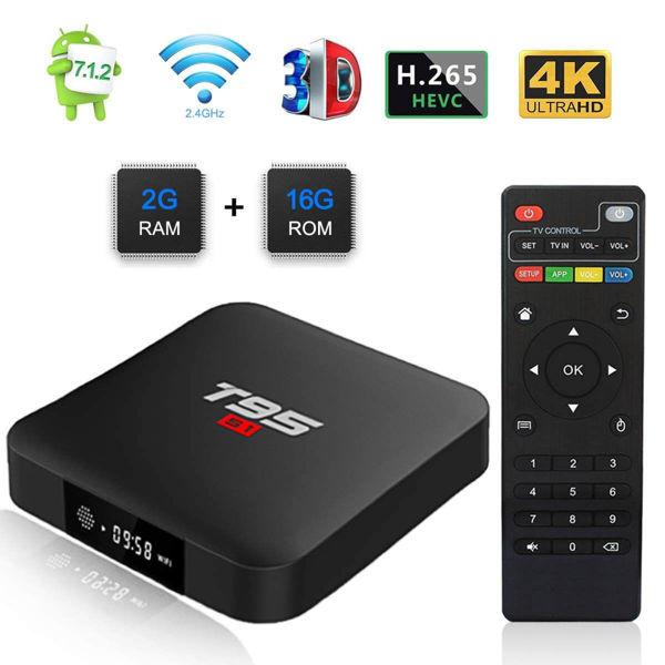 Picture of TV BOX 4K ULTRA HD TV BOX H.265