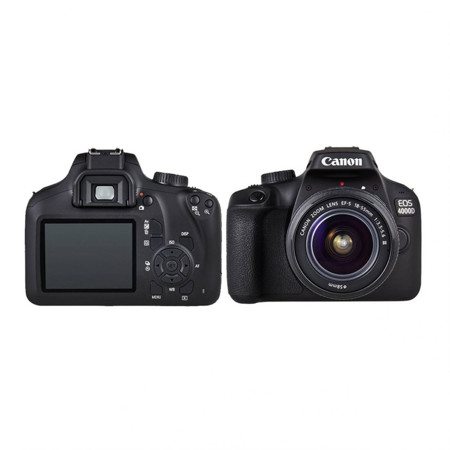 Picture of Canon EOS 4000D 18MP
