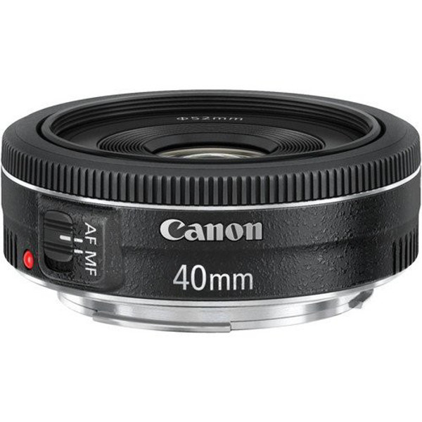 Picture of Canon EF 40mm f/2.8 STM Lens