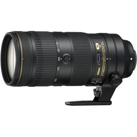 Picture of Nikon AF-S NIKKOR 70-200mm f/2.8E FL ED VR Lens