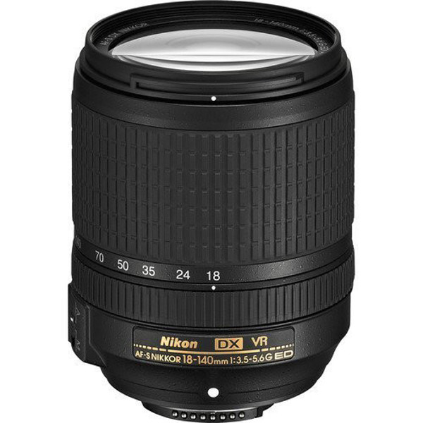 Picture of Nikon AF-S DX NIKKOR 18-140mm f/3.5-5.6G ED VR Lens