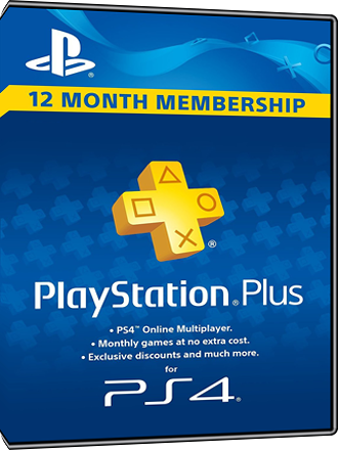 Picture of PS PLUS 12 MONTHS (LEB/USA/UAE)