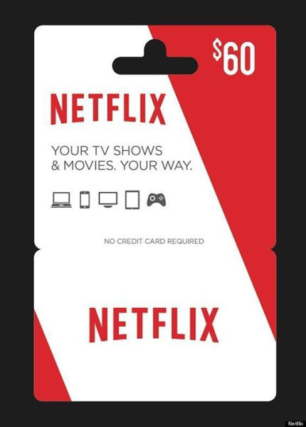 Picture of NETFLIX 60 USD USA