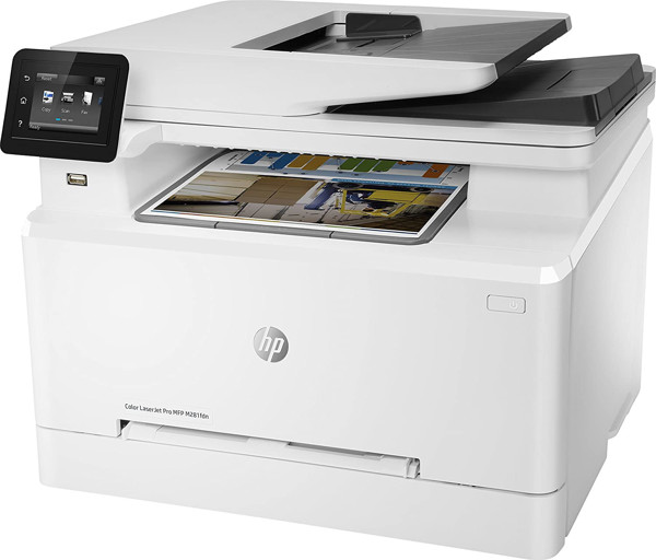 Picture of HP   MFP M281fdn 4 in 1 Laser color