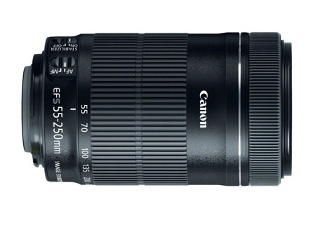Picture of Canon EF-S 55-250mm f/4-5.6 IS STM Lens